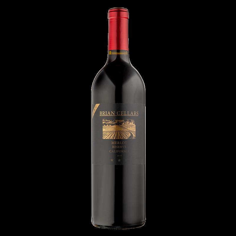 布瑞恩加州梅乐干红葡萄酒(诺丽精华香型)