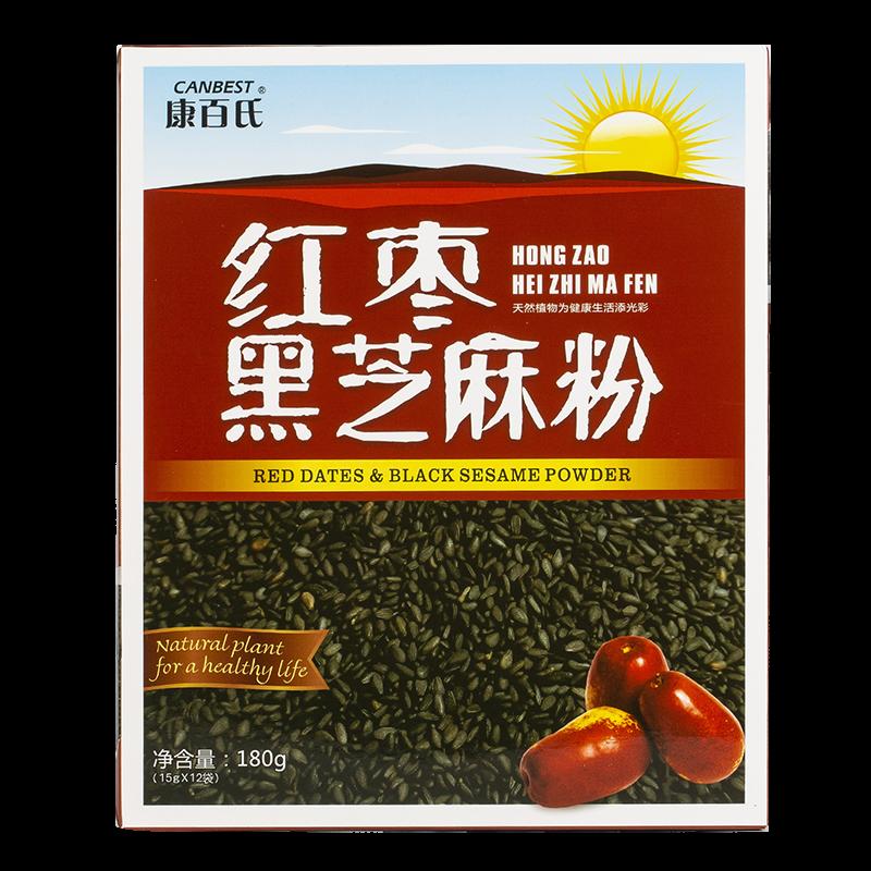 康百氏红枣黑芝麻粉